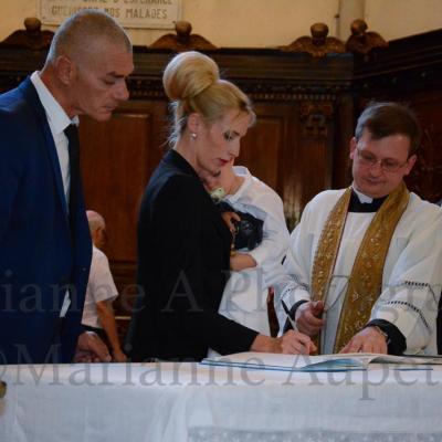 BAPTÊME LOUKA
