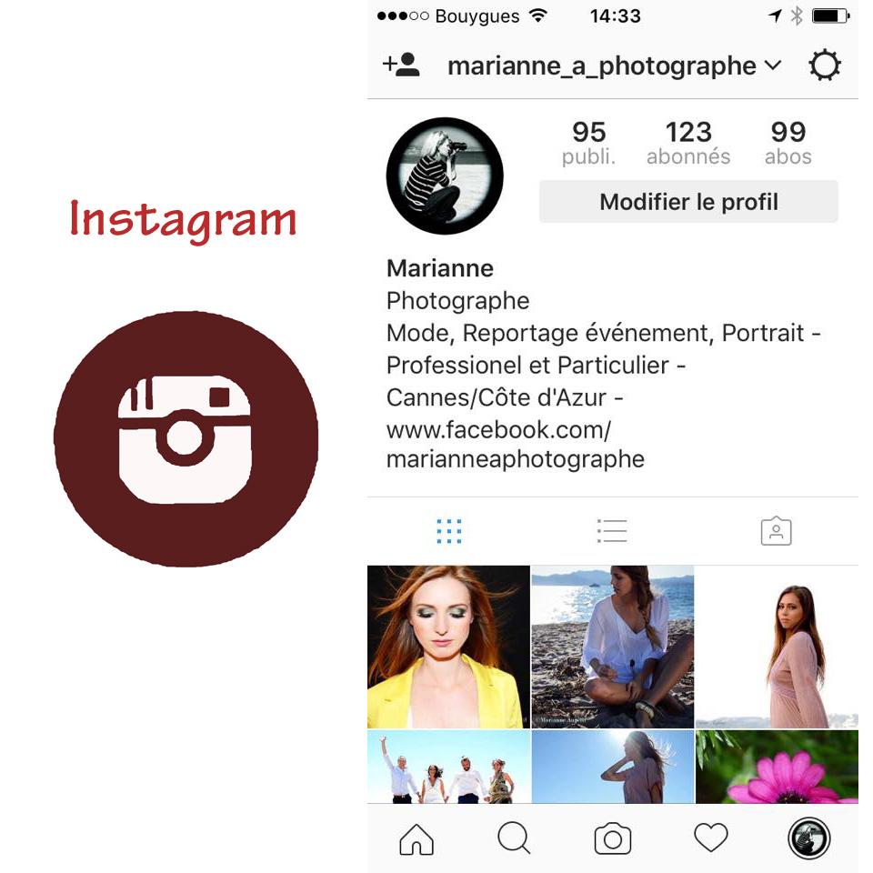 suivez moi sur Instagram : Marianne-A-Photographe