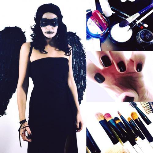 Maquillagehalowwenl angenoir2015